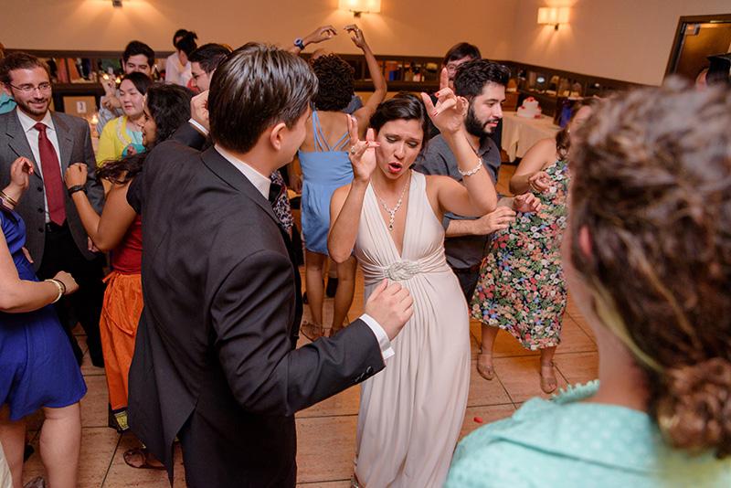 elopement reception photos