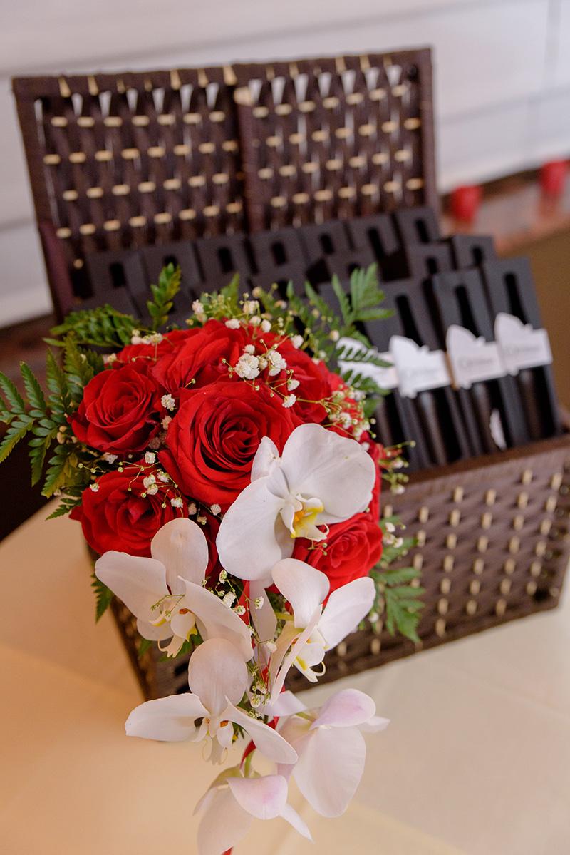 elopement decoration
