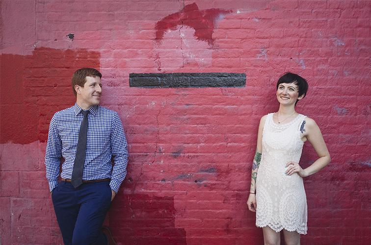 Ashlee and Brian, Sycamore Bar Brooklyn Wedding