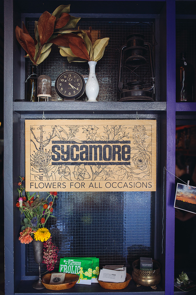 sycamore bar brooklyn