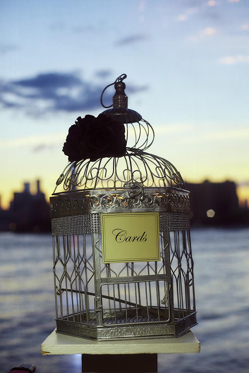 wedding gift cage