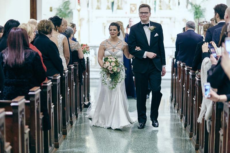 wedding ceremony resession