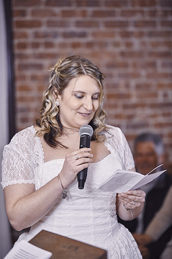 wedding personal vows