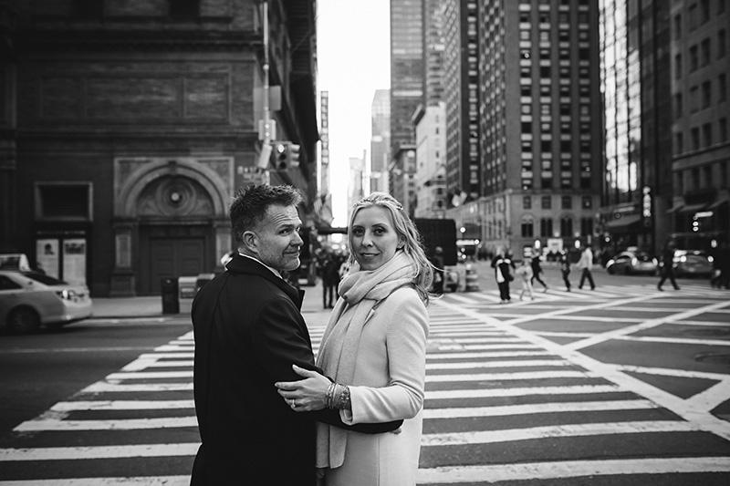 candid NYC wedding photos