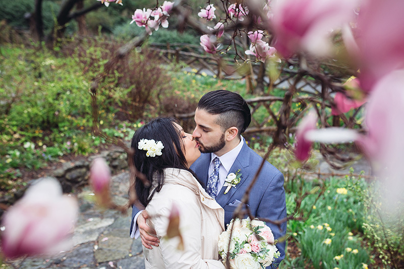 shakespeare garden elopement