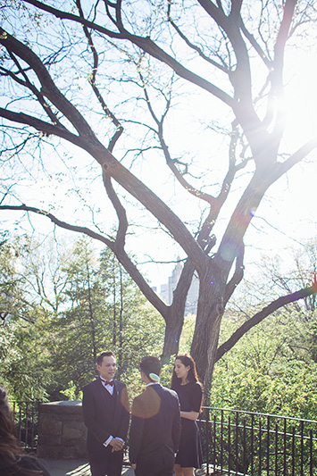 central park wedding locations