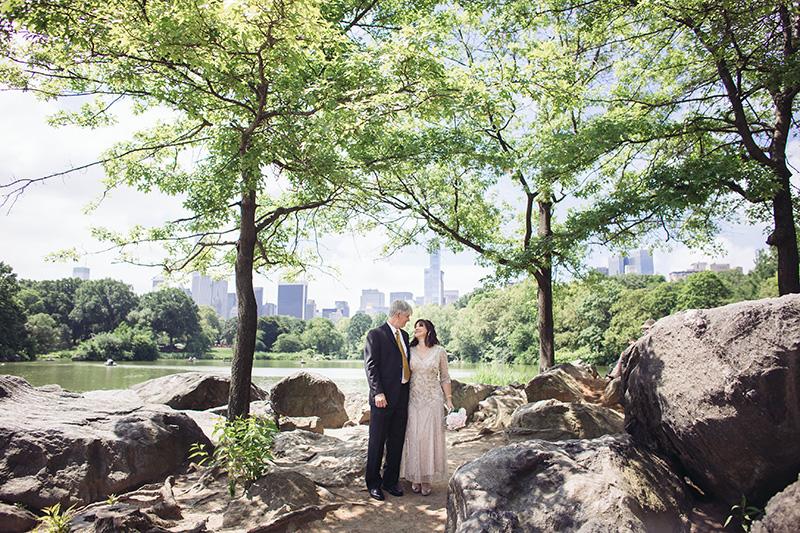 central park elopements
