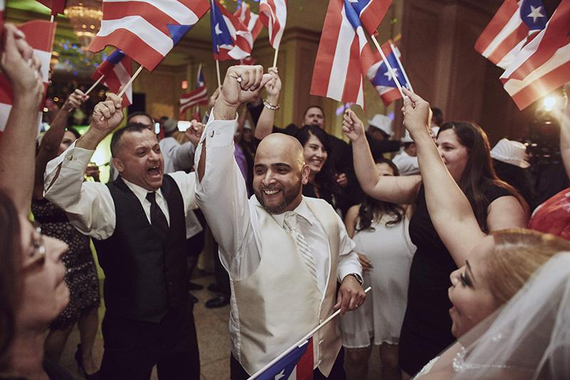 puerto rican groom