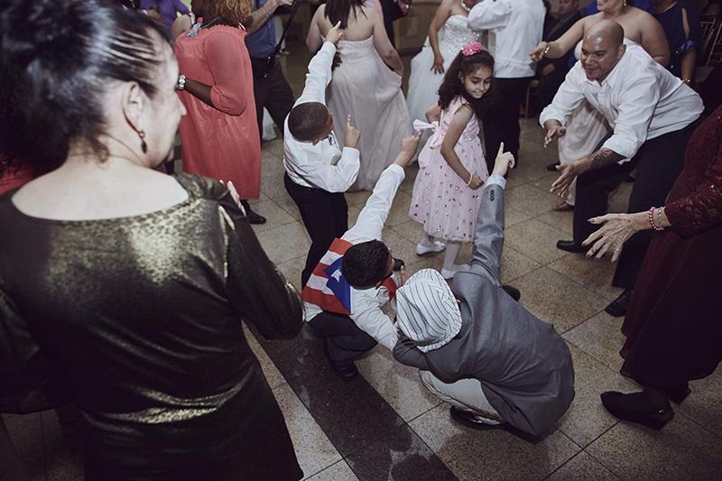 kids on weddings