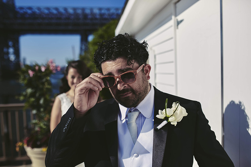 cool bride and groom pictures