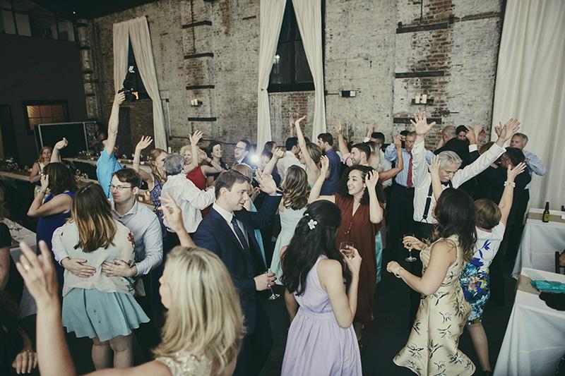 wedding danceflor