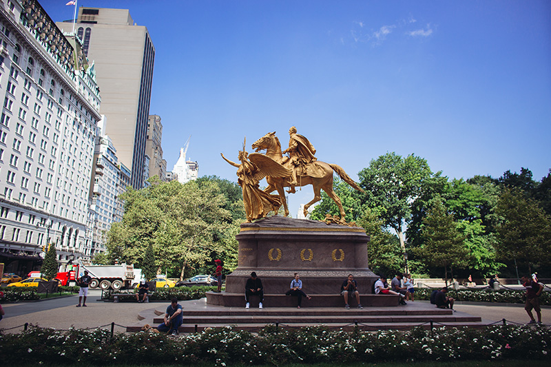 William Tecumseh Sherman Monument