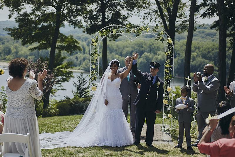 wedding ceremony recession