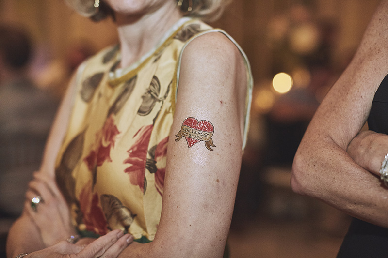 wedding love tattoos