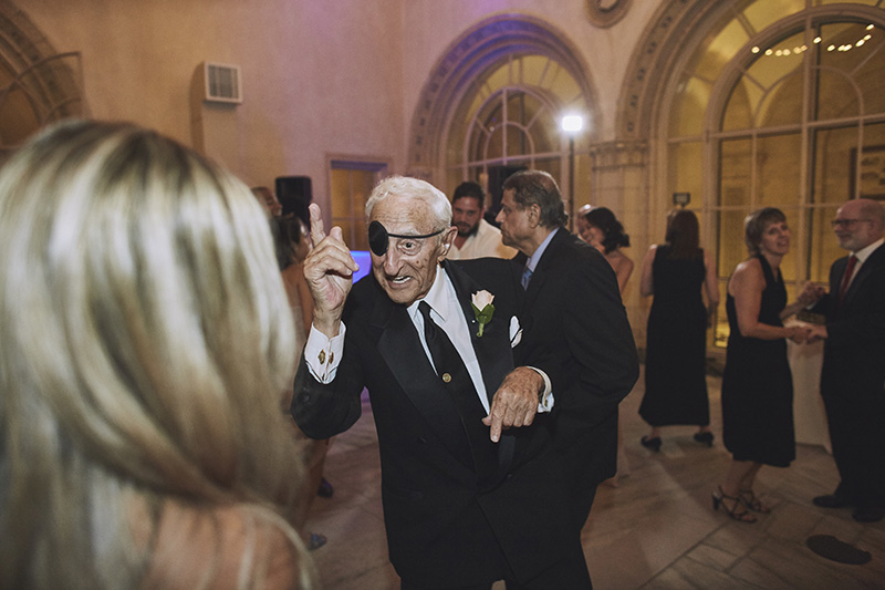grandfather dance