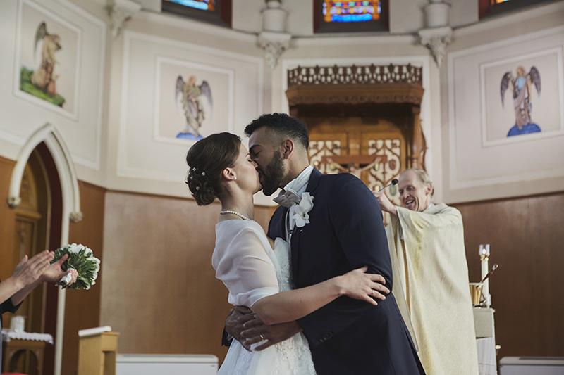 St. Raphael church wedding