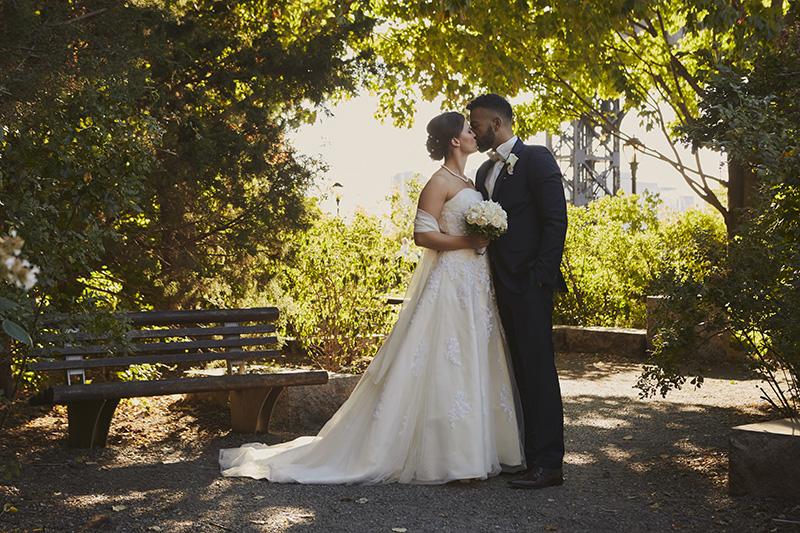 Gantry state plaza wedding