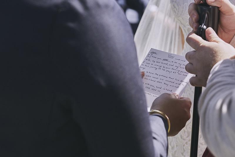 same sex wedding vows