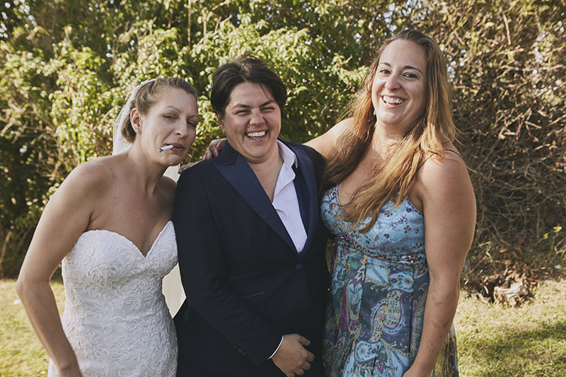 Montauk same sex wedding