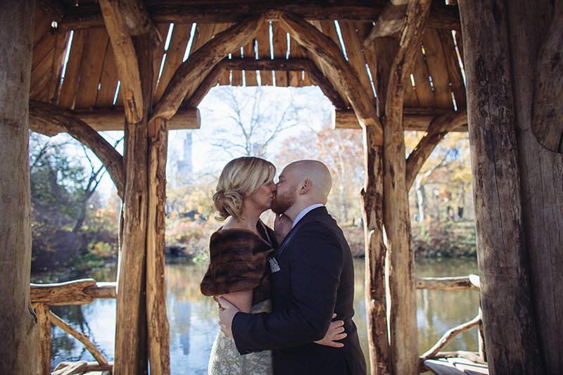 first kiss in marriage