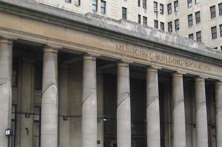 Municipal Building Brooklyn
