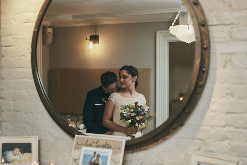 maison may wedding