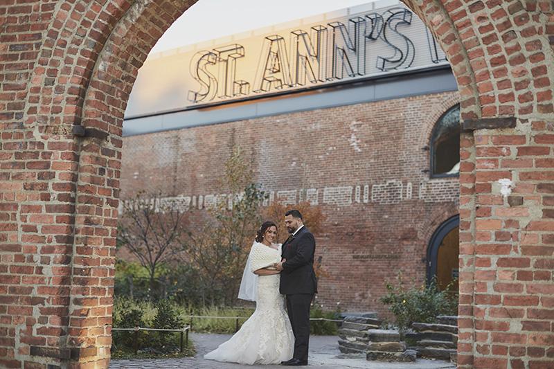 wedding portraits DUMBO