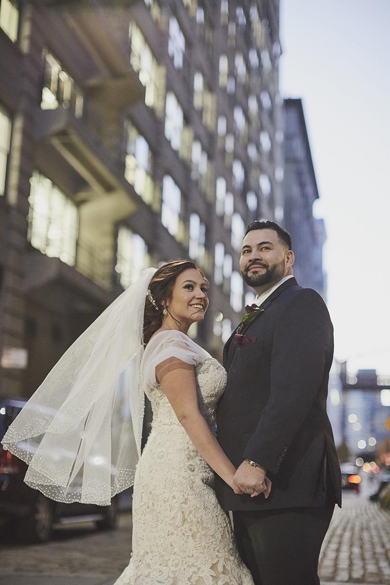 DUMBO wedding pictures