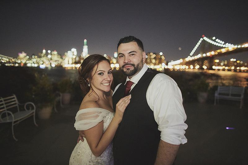 giando wedding portraits