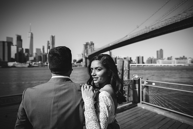 Brooklyn bridge park weddings