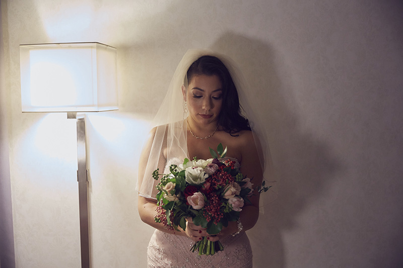 Hotel Indigo bridal preparations