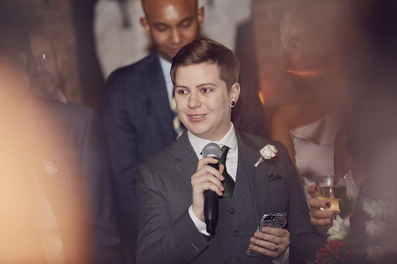 groom wedding toast
