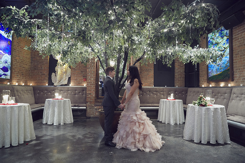 Deity wedding venue