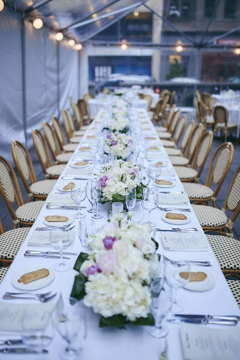 Bryant Park Grill wedding