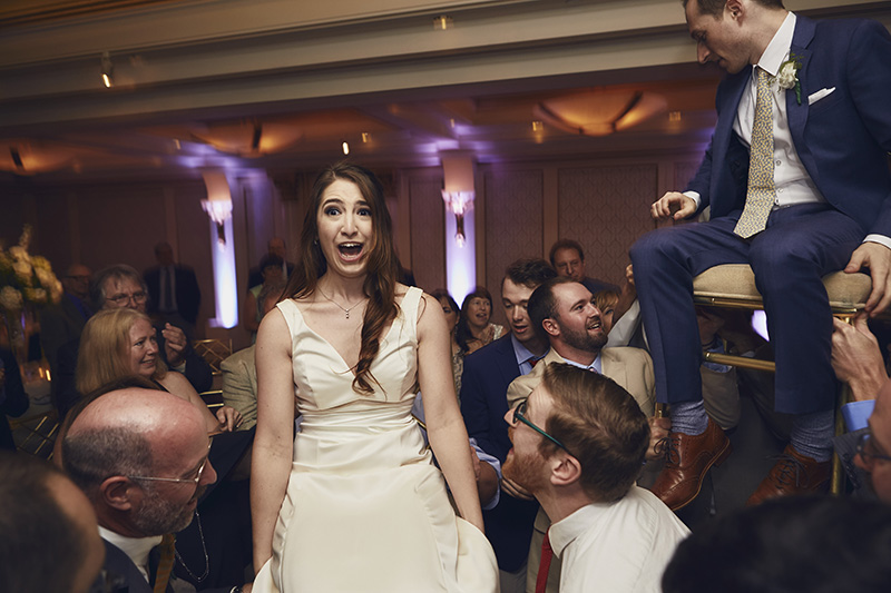 Jewish wedding dances