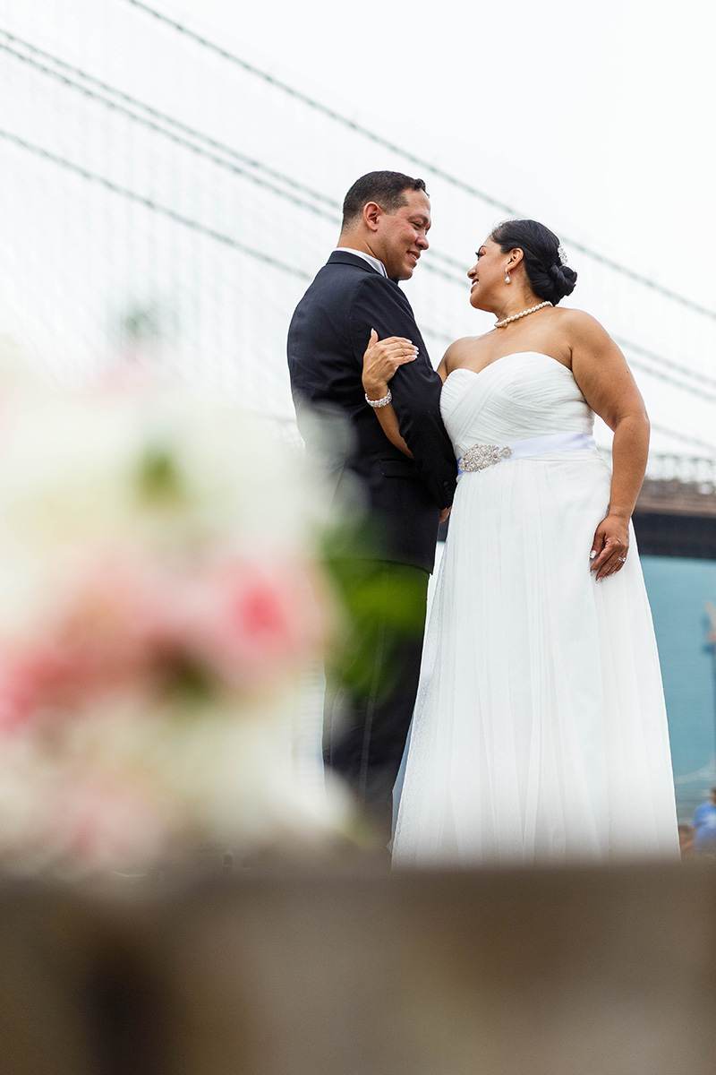 DUMBO elopement photography