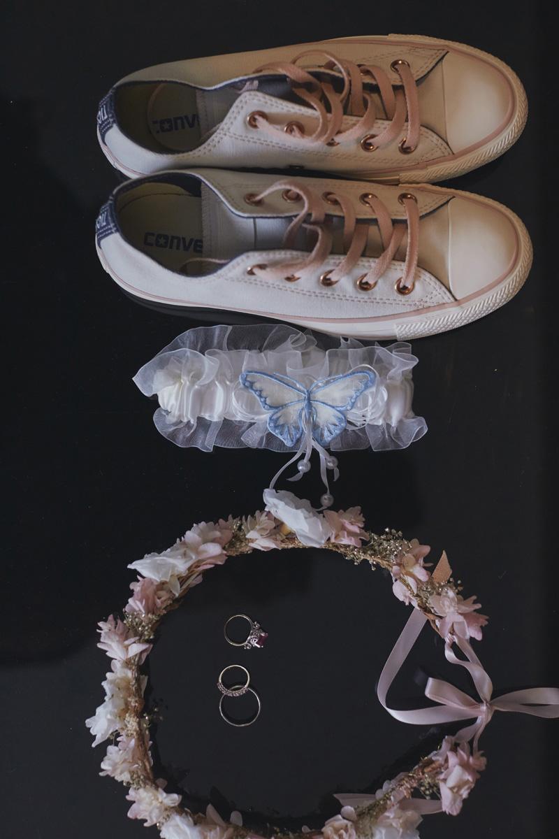 bridal necessities