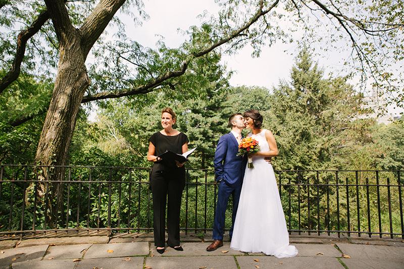 Central Park elopement locations