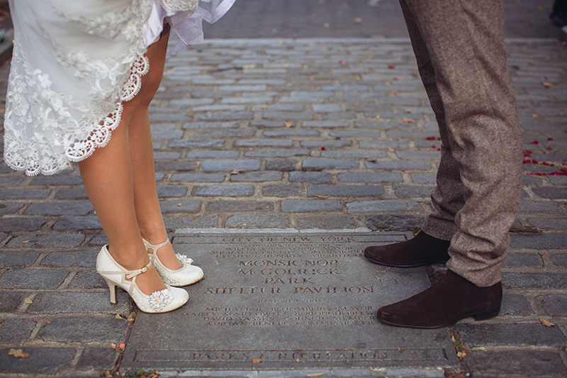 McGolrick park elopement