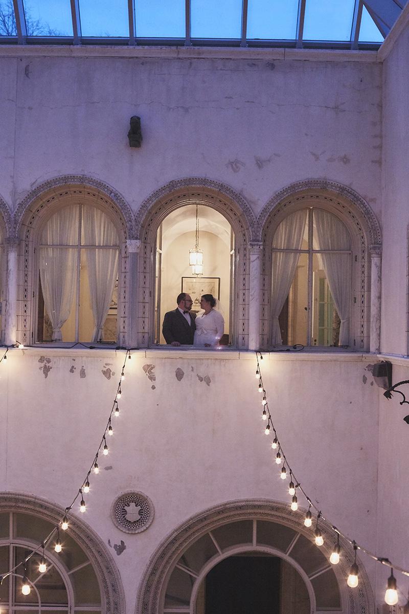 Village Club of Sands Point wedding