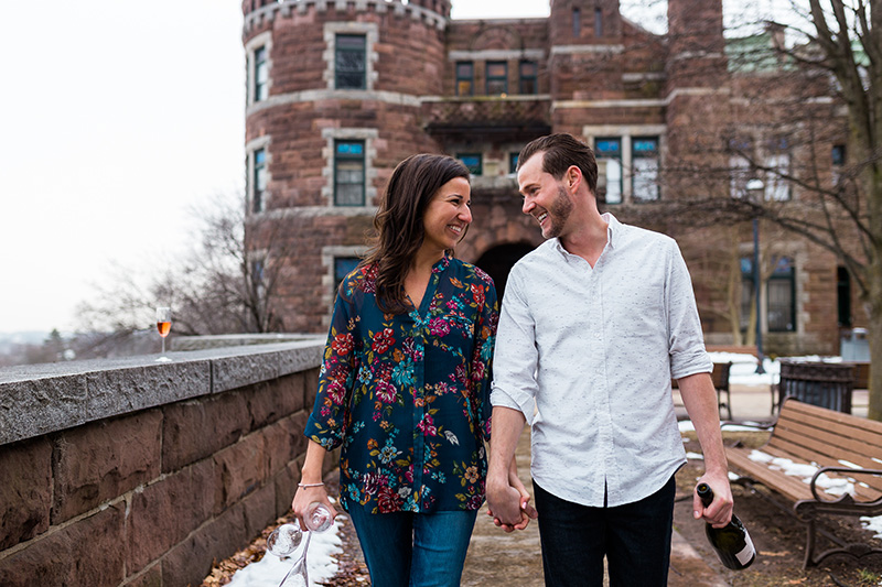 NJ engagement photographer