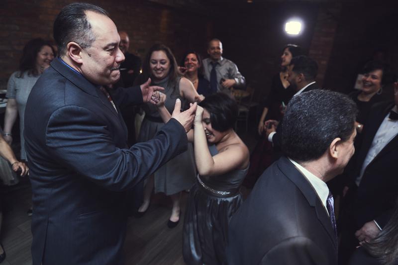 Wedding partry
