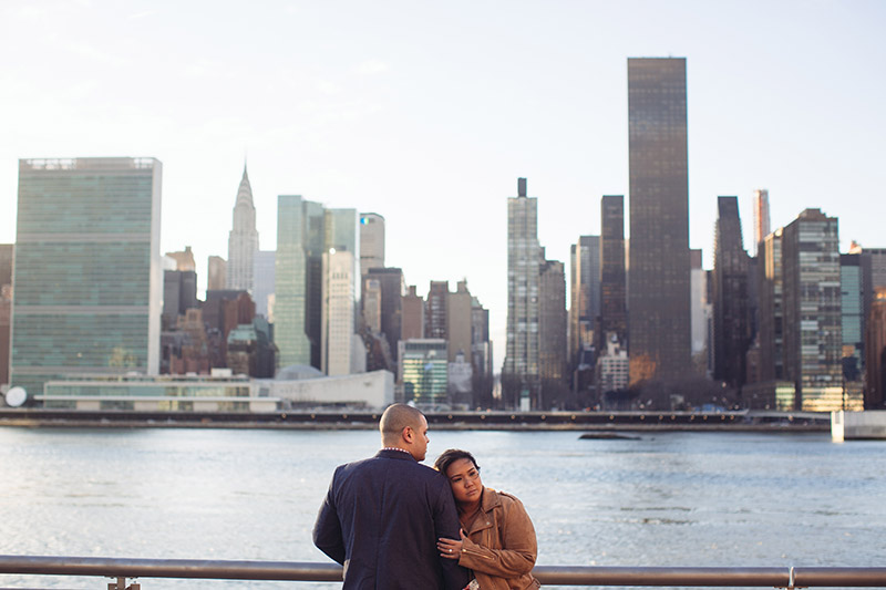Queens photo engagement locations