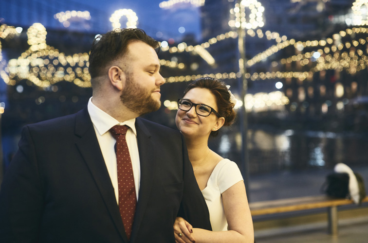 Nina and Will