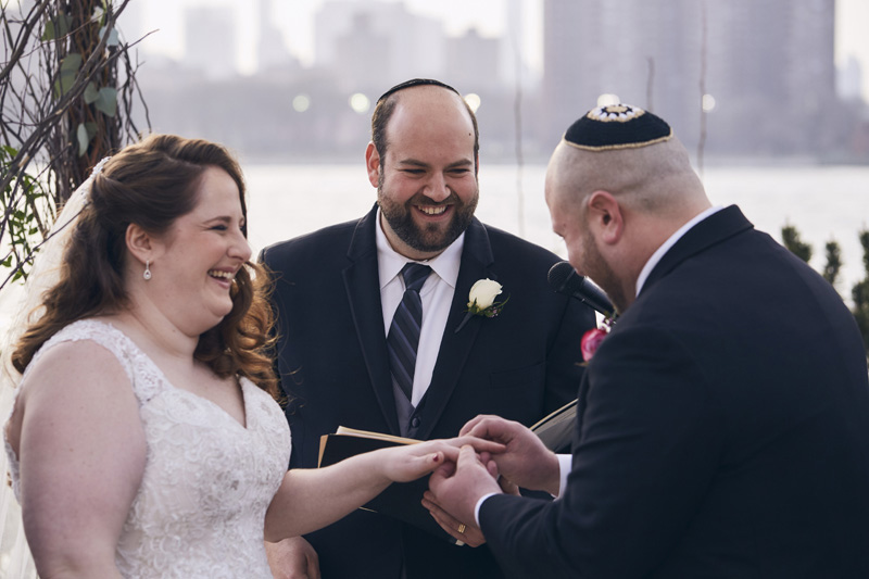 jewish wedding ceremony photography