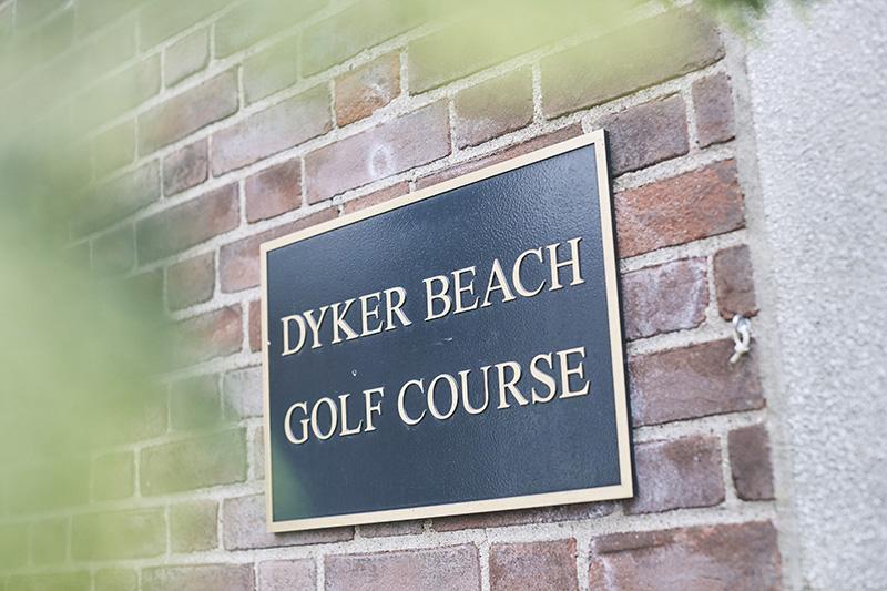 Orthodox Jewish Dyker Beach Golf Course