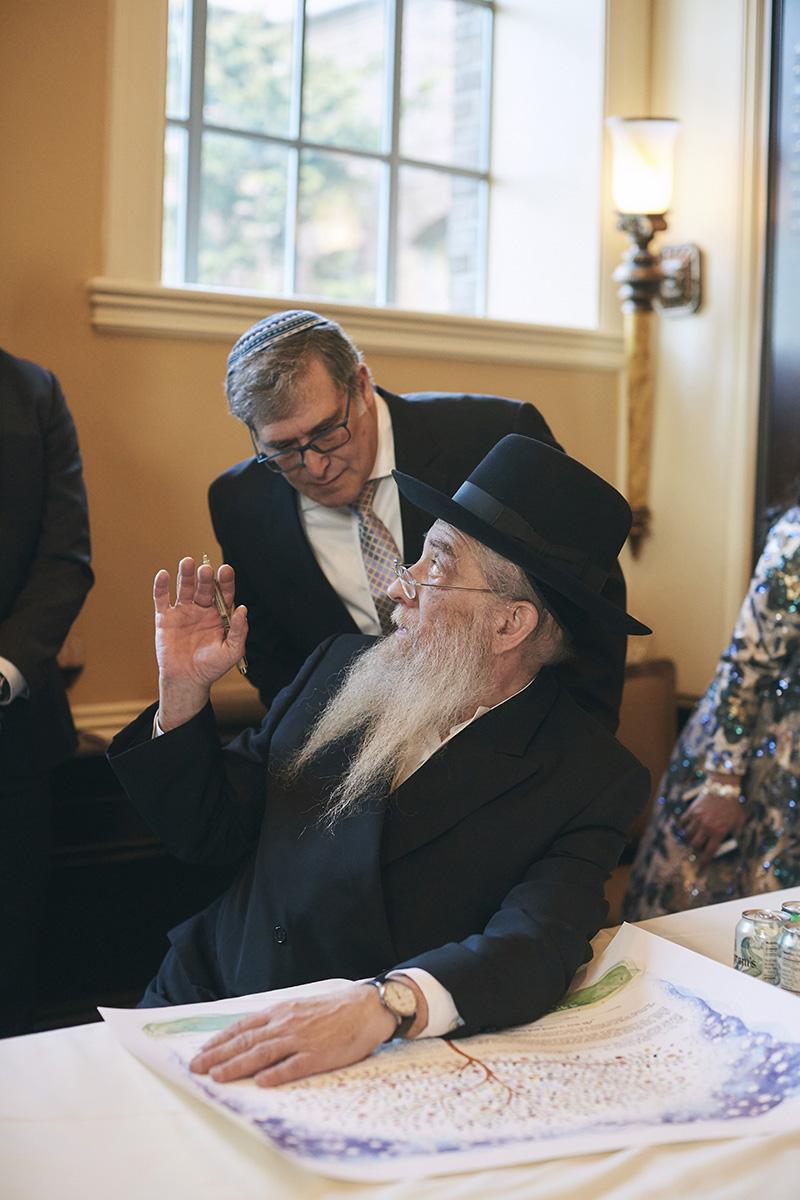 NYC Orthodox Jewish wedding