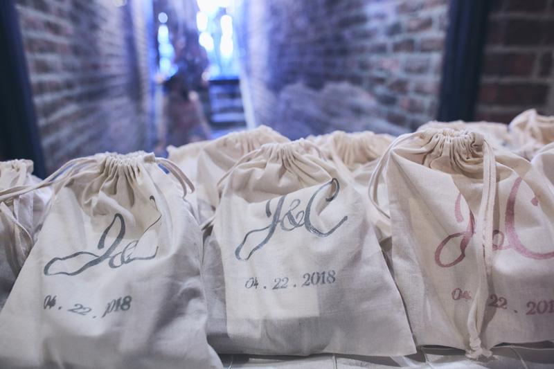 jewish wedding detail