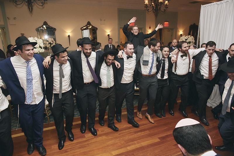 Brooklyn Orthodox Jewish wedding