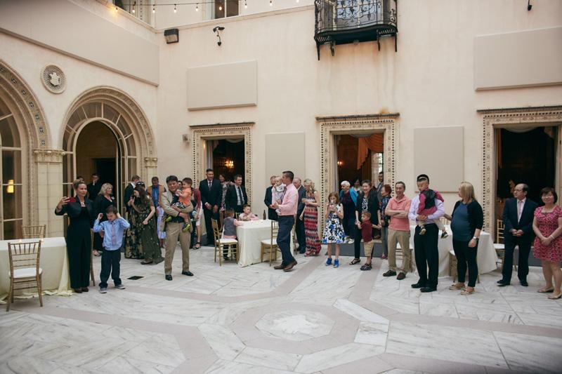 Village Club of Sands Point wedding photos
